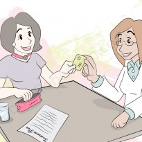 Patient Pays for Treatment Plan