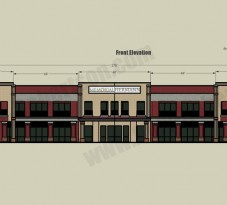 MH2S Front Elevation